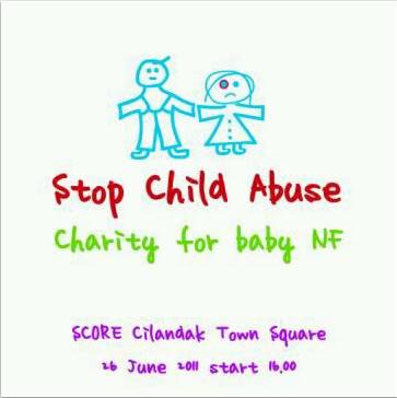 #Charity4NF