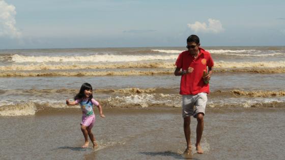 traveloka, tips berlibur, tips berlibur ke pantai, berlibur ke pantai bersama anak