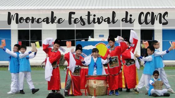 Mooncake Festival di CCMS