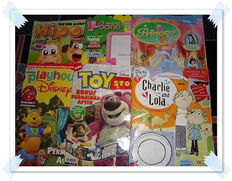MajalahFavorit Anak-Anak