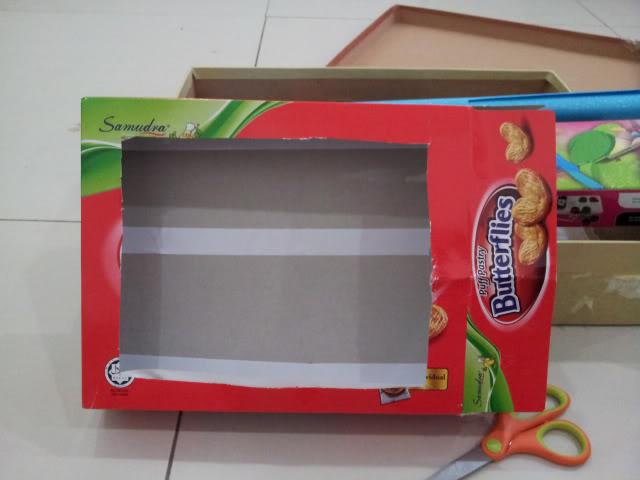 Akuarium Mainan