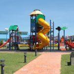 waterfront, playgroud, kuala belait, brunei