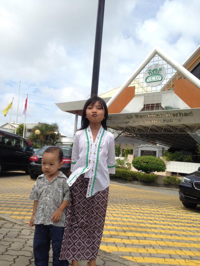 Bertemu Pak Joko Widodo di Brunei