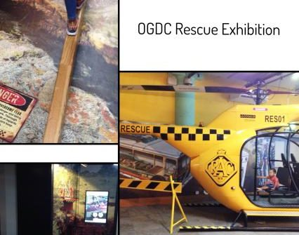 Rescue Exhibition OGDC