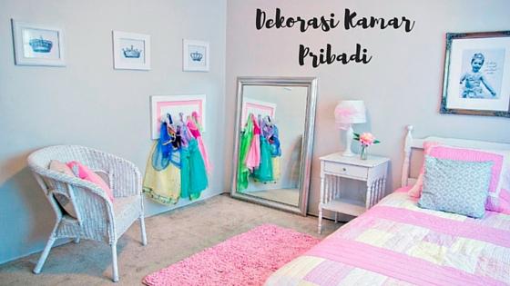 girl bedroom, inspirasi hadiah ulang tahun untuk anak perempuan, birthday gift