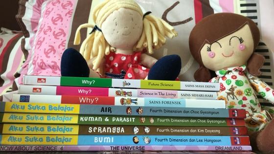 buku edukasi, hadiah, kado untuk anak perempuan, hadiah ulang tahun, ulang tahun anak perempuan