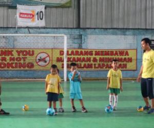 Serunya Belajar Futsal Bareng Balbalan Futsal Sidoarjo
