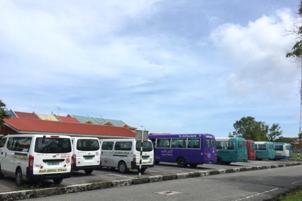 Naik Bus Laluan Belait, Pengalaman Baru Untuk C&K