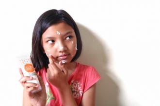 perawatan kulit berminyak, perawatan kulit untuk remaja
