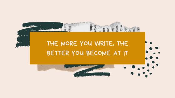 Quote tentang menulis