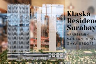Klaska Residence, apartemen di Surabaya