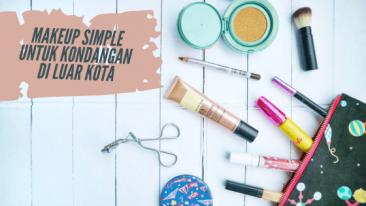 Makeup Simple Untuk Kondangan di Luar Kota