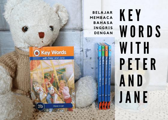 Belajar Membaca dengan Key Words with Peter and Jane
