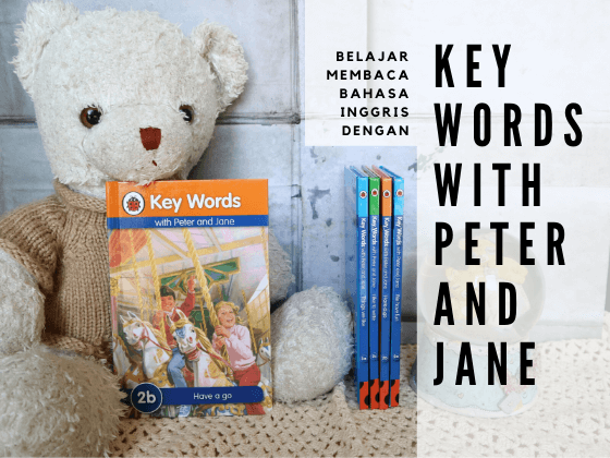 Belajar Membaca dengan Key Words with Peter and Jane