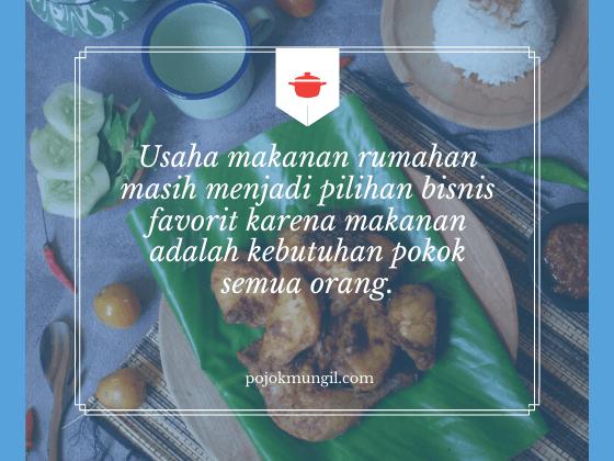usaha kuliner rumahan