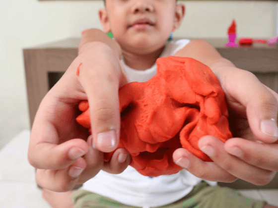 resep playdough