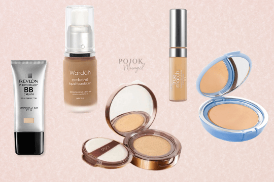 complexion makeup base untuk makeup flawless