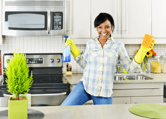 [Live Healthy Be Happy] Tips Dapur Bersih Agar Tetap Sehat di Masa Pandemi