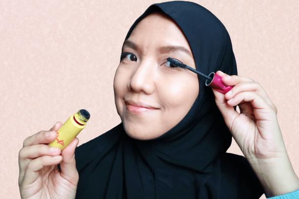 maskara makeup untuk pemula