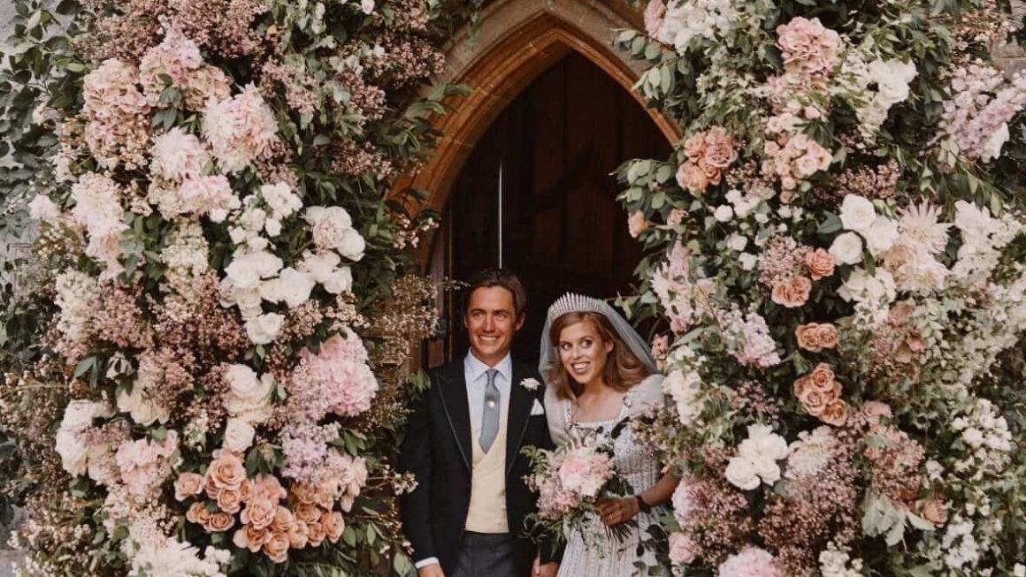 Fakta Menarik di Balik Pernikahan Princess Beatrice of York