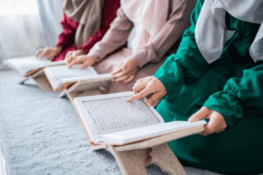 Belajar Baca Quran Online Bareng Cinta Quran Foundation dan IHB
