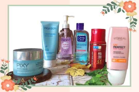 4 Tahapan Skincare Untuk Pemula