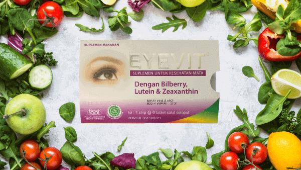 eyevit tablet, kegunaan eyevit, efek samping eyevit