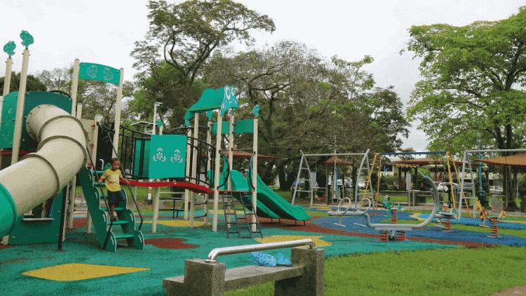 playground seria