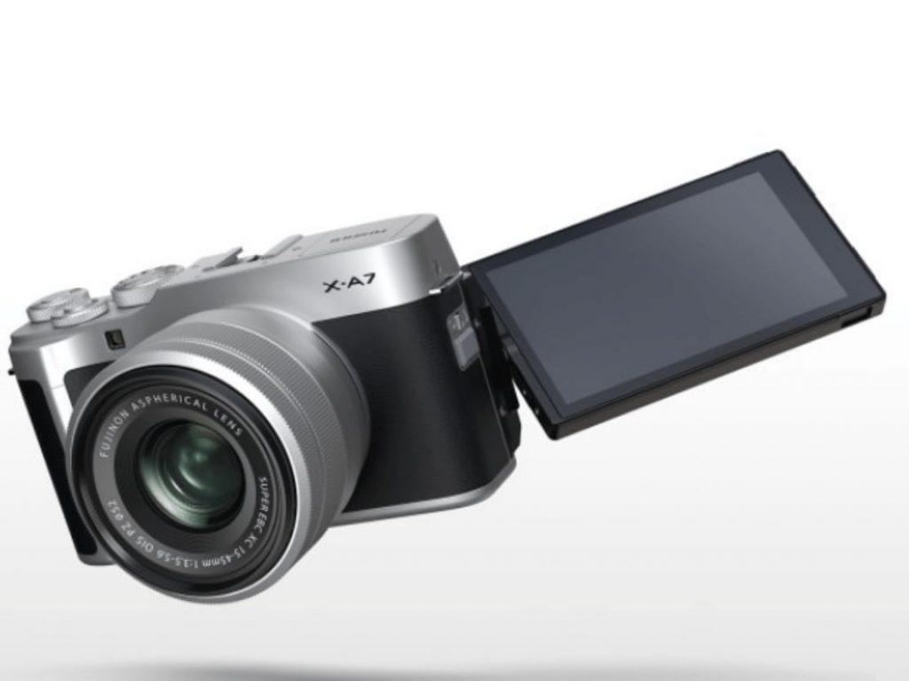 fujifilm kamera mirrorless xa-7