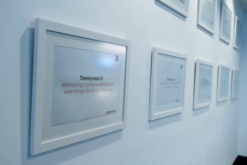Timmyness, Nilai Perusahaan yang Mendukung Kesuksesan IDN Media