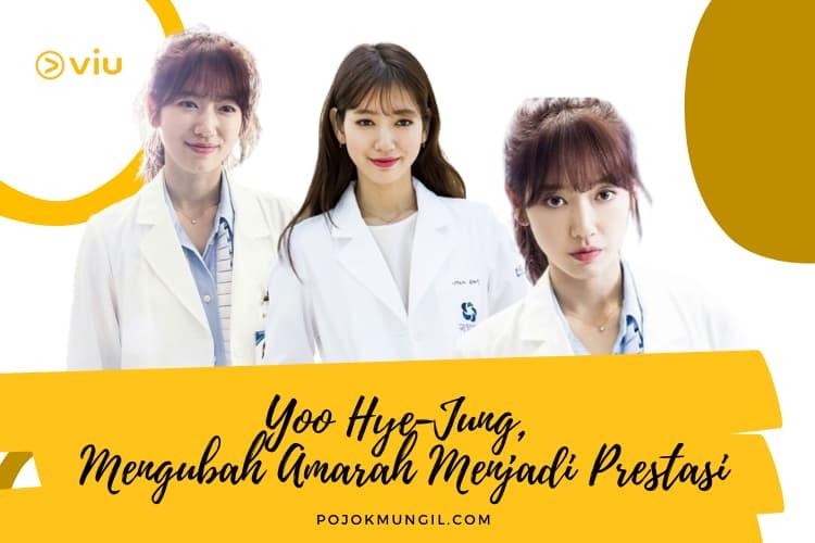 perempuan inspiratif di drama korea