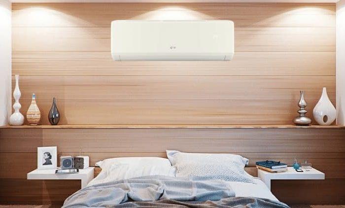 Rumah Sejuk dan Hemat Listrik dengan AC Standar LG New Hercules