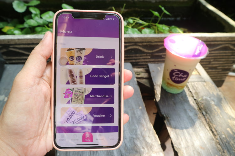 chatime indonesia app