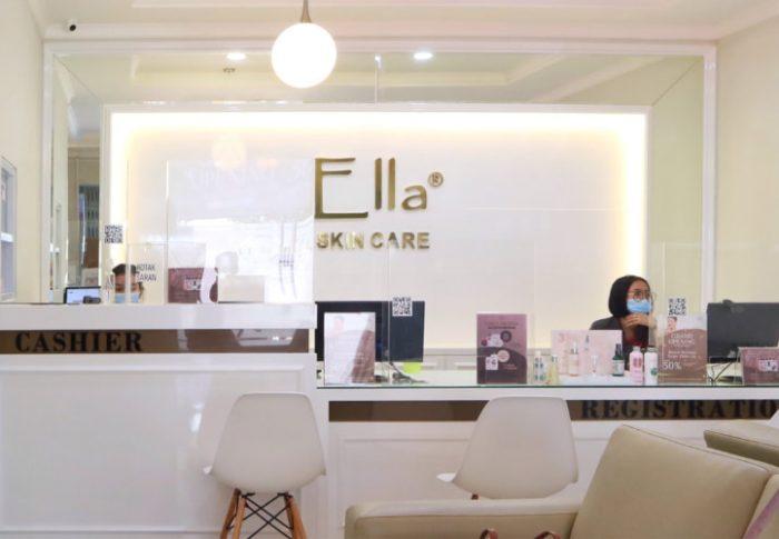 Perawatan Kulit Korean Bright Toning di Ella Skin Care Sidoarjo