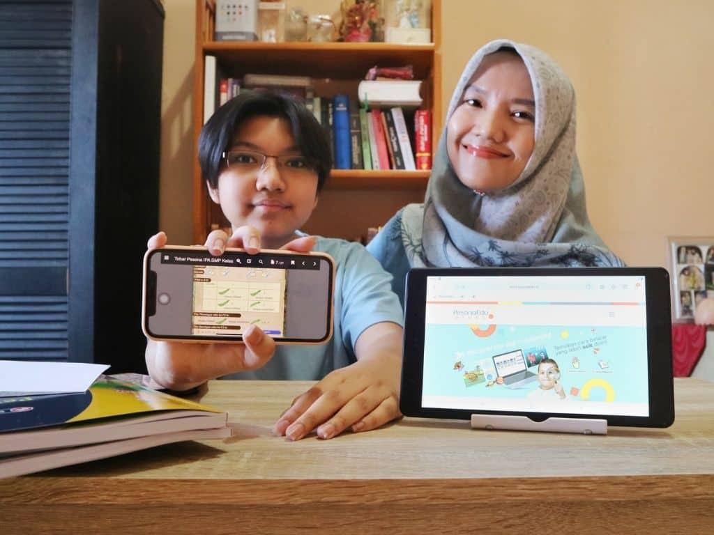 Belajar Efektif dengan Buku Interaktif PesonaEdu