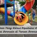 Aturan Bermain di Taman Bermain yang Harus Dipahami Anak